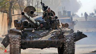 قلقٌ أوروبي من إندلاع مواجهة عسكرية دولية كبرى في سوريا