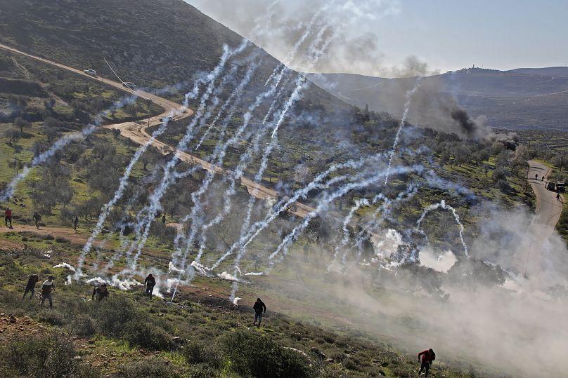 JAAFAR ASHTIYEH/ AFP