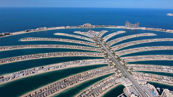 The Palm Jumeirah: Dubai's symbol of creativity and ambition