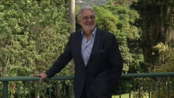 Espanha repudia o tenor Plácido Domingo