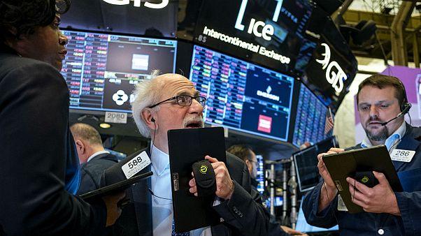 پایان هفته سیاه بورسهای جهان؛ خاطرات تلخ ۲۰۰۸ برای سهامداران زنده شد