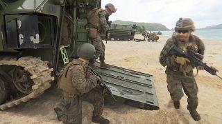 Thailand und USA: Gemeinsame Militärübungen