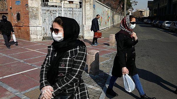 Coronavirus: 34 Tote im Iran - massiver Anstieg an Infektionen