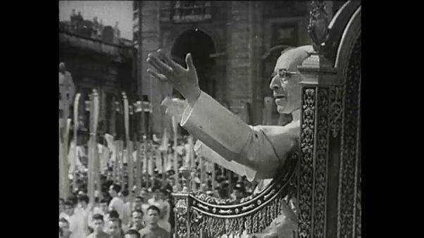 Welche Rolle spielte Pius XII. während der NS-Zeit?