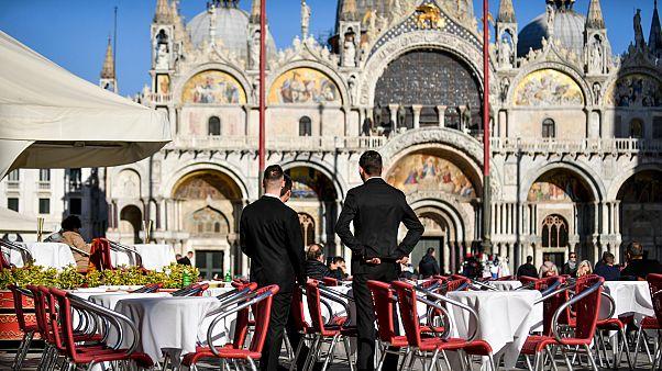 Figyelmeztetik a turistákat az olasz hatóságok