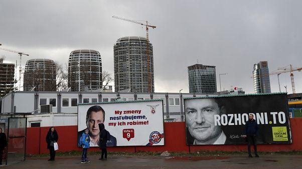 سلوفاكيا عند مفترق طرق ومنافسة انتخابية محتدمة بين الشعبوي والليبرالي