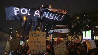 Abucheado por el público y celebrado por la academia francesa: Polanski gana tres premios César