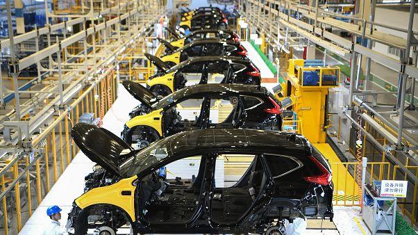 الصناعة في الصين
