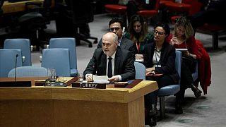BM Daimi Temsilcisi Sinirlioğlu: Türkiye savaş istemiyor ama güvenliği tehdit edilirse güç kullanır