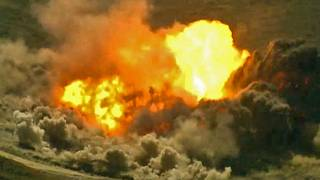 """تركيا تعلن تدمير """"منشأة للأسلحة الكيميائية"""" في سوريا"""