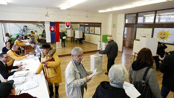 Με σύνθημα την κάθαρση οι βουλευτικές εκλογές στη Σλοβακία