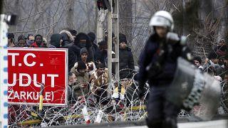 Krise an der griechisch-türkischen Grenze