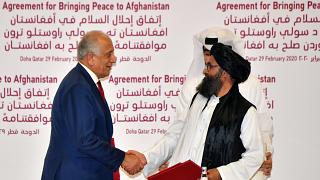 US signs peace deal with Afghanistan's Taliban after 18 years of war