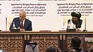 EEUU retirará todas sus tropas de Afganistán en 14 meses por el acuerdo de paz con los Talibanes