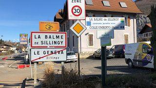 مدينة لابالم دو ساليني في فرنسا