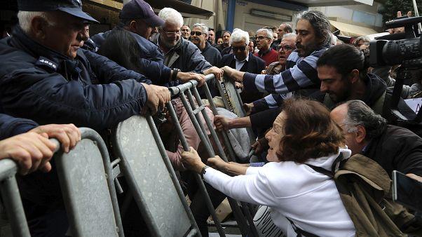 Πρόεδρος Αναστασιάδης: Αδικαιολόγητα τα επεισόδια στο οδόφραγμα της Λήδρας