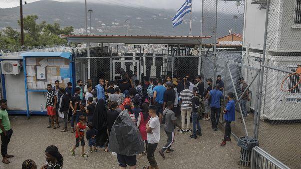 Habitantes de Samos temem nova vaga migratória