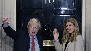 Boris Johnson está noivo e vai voltar a ser pai