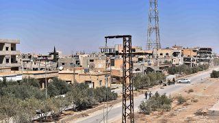 مقتل 26 عنصرا من قوات النظام السوري بغارات لطائرات تركية مسيّرة في شمال غرب سوريا