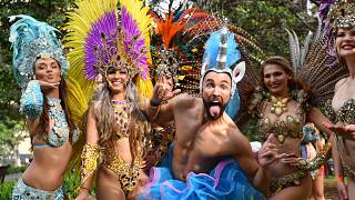 Thousands turn up for Sydney's Gay and Lesbian Mardi Gras parade