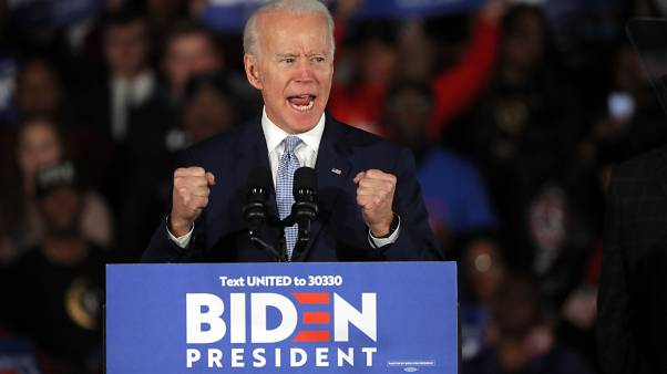 Joe Biden wins crucial victory in South Carolina but will it save his campaign?