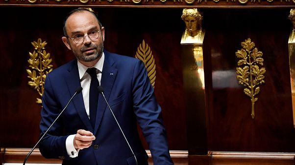 الوزير الأول الفرنسي إدوار فيليب