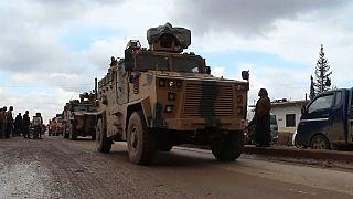 Идлиб: Турция стягивает войска