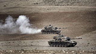 """تركيا تطلق عملية """"درع الربيع"""" ضد النظام السوري"""