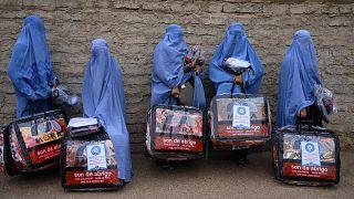 النساء الأفغانيات يخشين دفع ثمن السلام إذا عادت طالبان للحكم