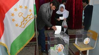 Ruling party in Tajikistan expected to sweep parliamentary election