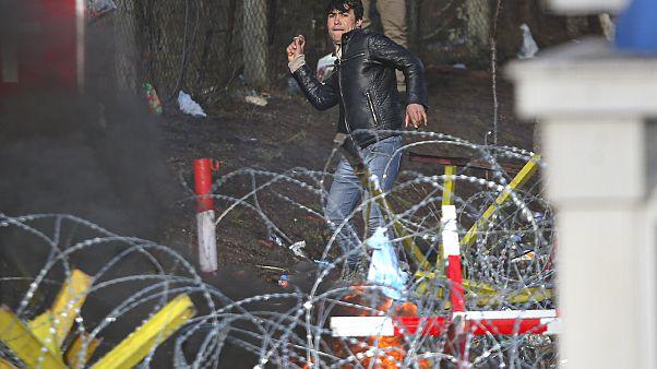 Grecia acusa a Turquía de avivar la ruta del Egeo