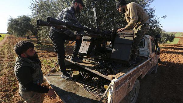"""Idlib: Neue Todesopfer durch """"Operation Frühlingsschild"""""""