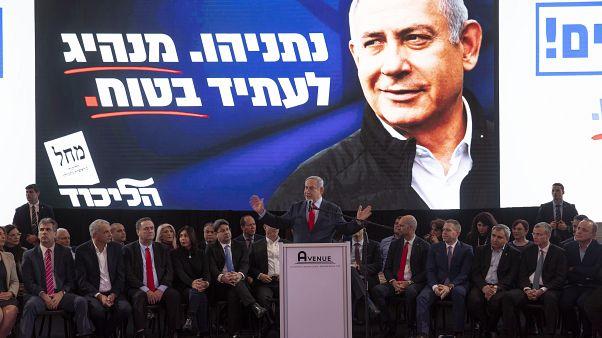 İsrail son bir yıl içinde üçüncü defa sandık başında