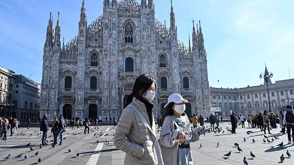 کرونا در جهان؛ شمار قربانیان در ایتالیا به ۵۲ نفر افزایش یافت