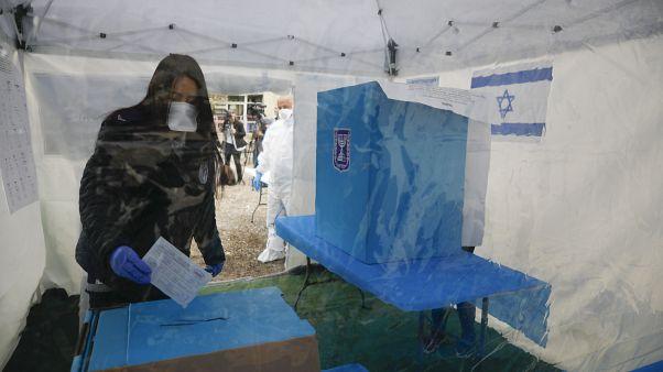 سومین انتخابات تکراری در اسرائيل در کمتر از یکسال؛ گانتز یا نتانیاهو؟
