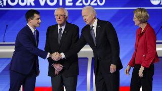 انصراف بودجج از کارزار انتخابات آمریکا؛ آیا اوضاع به سود جو بایدن میشود؟