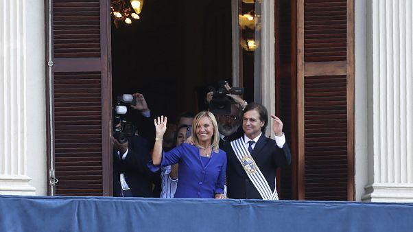 Uruguay estrena presidente y entra con Lacalle Pou en el bloque de las derechas de América Latina