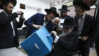 Israel vota pela 3ª vez em menos de 1 ano