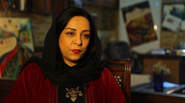 داستان زنی که در دوره حکومت طالبان به سینما فکر میکرد