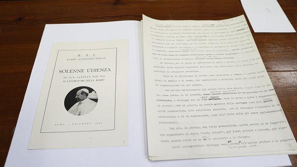 Vatikan Papa Pius XII dönemi arşivlerini açtı