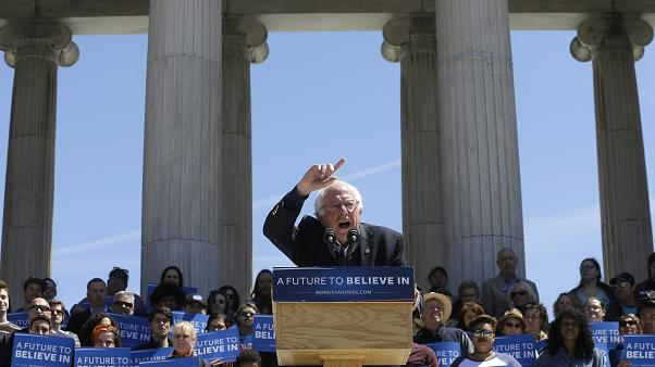 """Super Tuesday"" : Bernie Sanders, ""une menace socialiste"" pour les ultra-conservateurs"