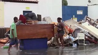 Pusztító árvíz Rio de Janeiróban