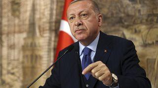 Ερντογάν: Όταν άνοιξα τις πύλες, «έσπασε» το τηλέφωνο - Αναλάβετε το βάρος που σας αναλογεί