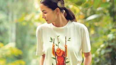 Fashion brand rallies to protect nature on World Wildlife Day
