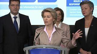 Koronavírus: mérsékeltről magasra emelte a járvány kockázatának szintjét az Európai Bizottság
