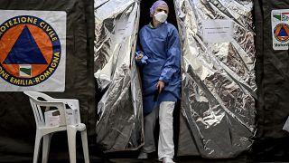 Ιταλία: Υποψήφιοι για Νόμπελ Ειρήνης οι Ιταλοί υγειονομικοί