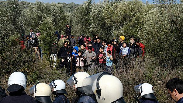 Cuarto día de tensiones en la frontera greco-turca por la presión de Turquía a la UE