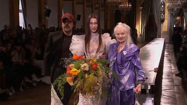 Paris Fashion Week: Westwood, Valentino, Guillarmé