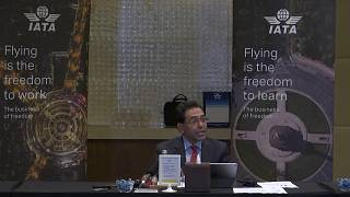 یاتا: خسارت ۱۰۰ میلیون دلاری کرونا بر صنعت هواپیمایی خاورمیانه و آفریقا
