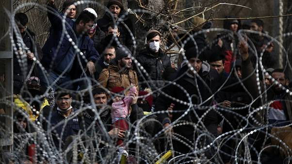 EU border crisis is 'Erdogan's violence', says Manfred Weber